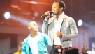 Review: John Legend at the Mann Center, 8/2